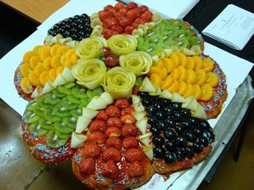 блюда на праздник с фото