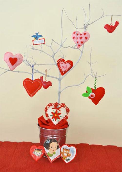 Сувенир на день святого валентина своими руками