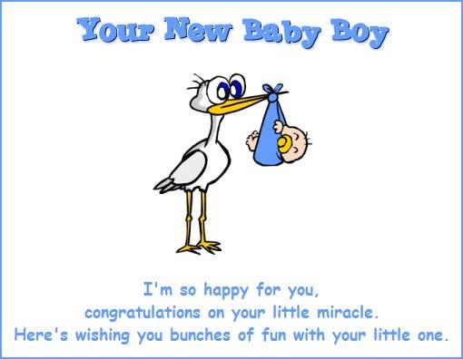 Английские поздравления с рождением ребенка